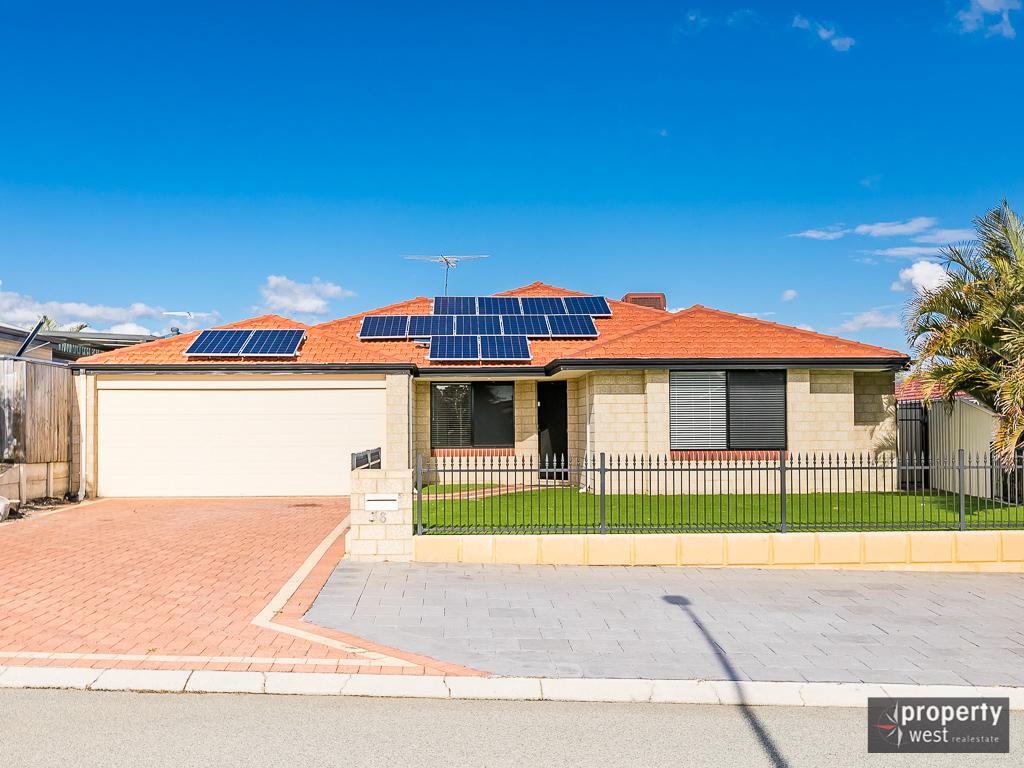 Spacious 4 x 2 Family Home in a great location!
