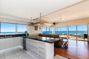 Outstanding beachside home with an income potential